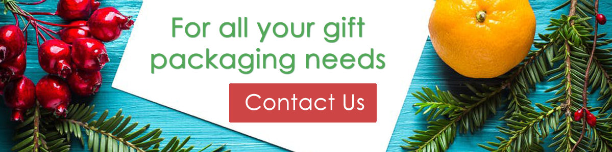 For all your gift packaging needs
