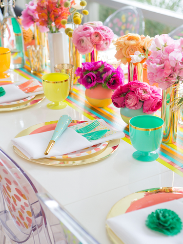7 Ways To Add Colour And Creativity To Your Upcoming Spring Events